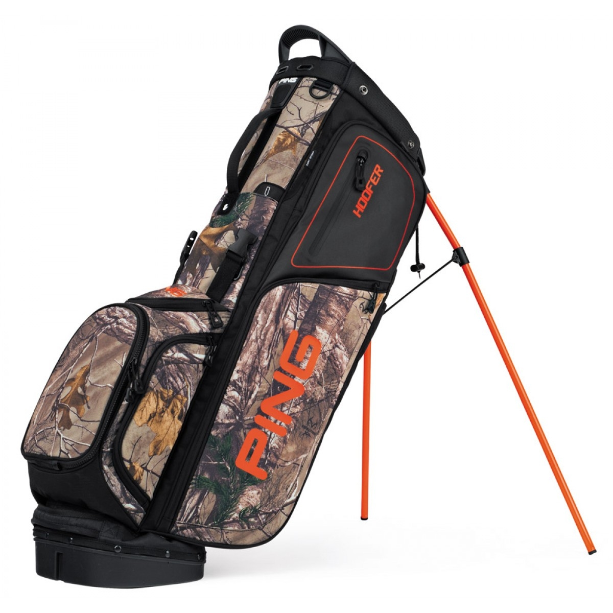 Ping Hoofer Limited Edition Stand Bag - Realtree Camo