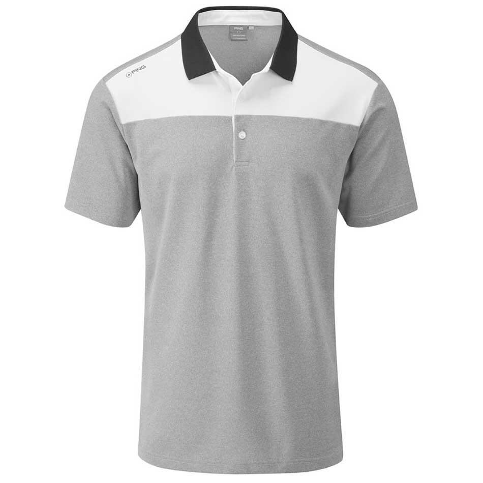 Ping Mens Drake Golf Polo