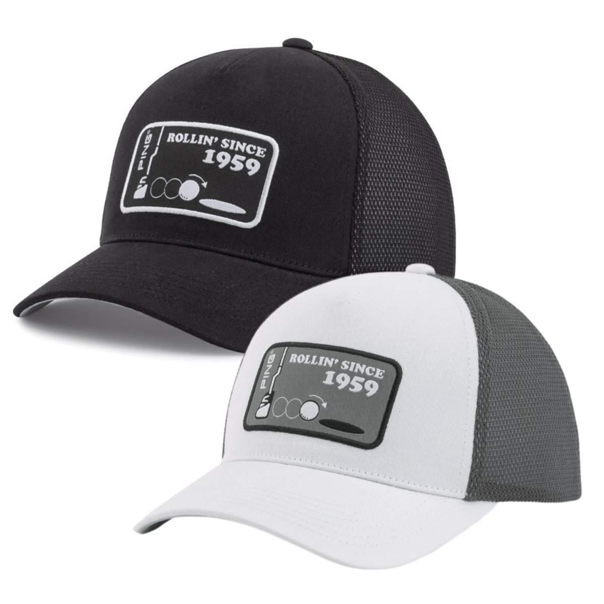 PING Men's Rollin 59 Cap