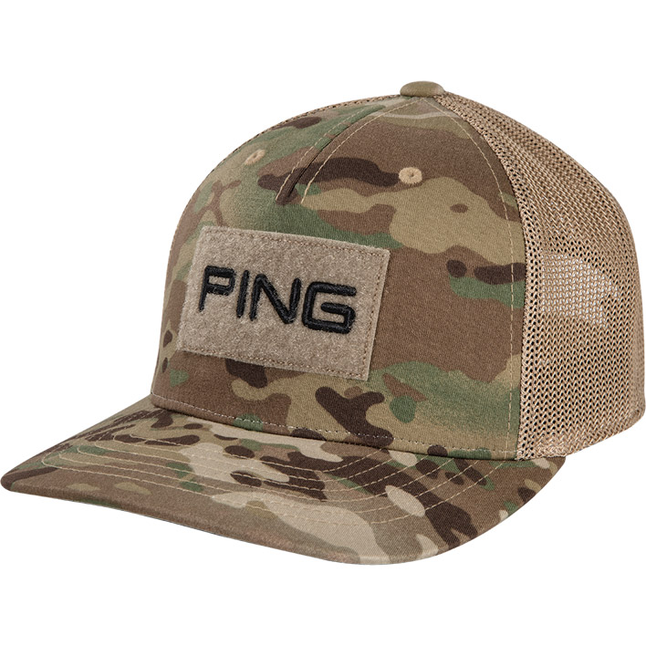 PING Multicam Adjustable Cap