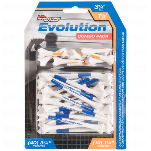 ProActive Sports PTS Evolution Golf Tees – 3 1/4 Inch