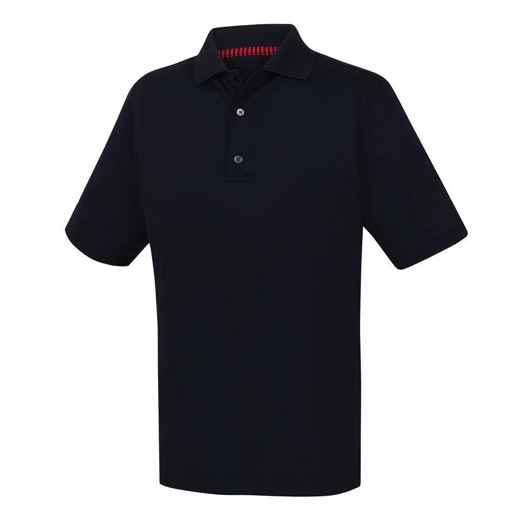 FootJoy ProDry Lisle Solid Golf Polo