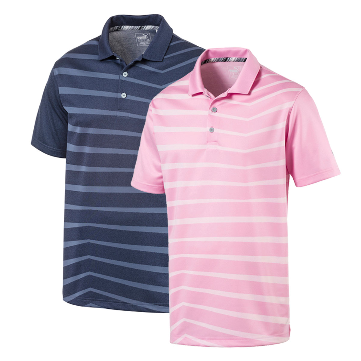 Puma Men's Alterknit Prismatic Golf Polo