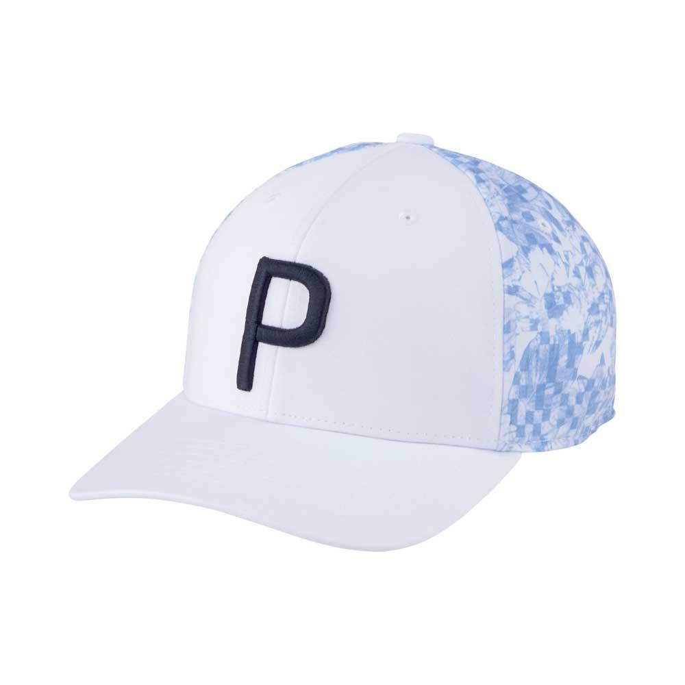 Puma Men's 2021 16 Bit Floral P 110 Snapback Cap