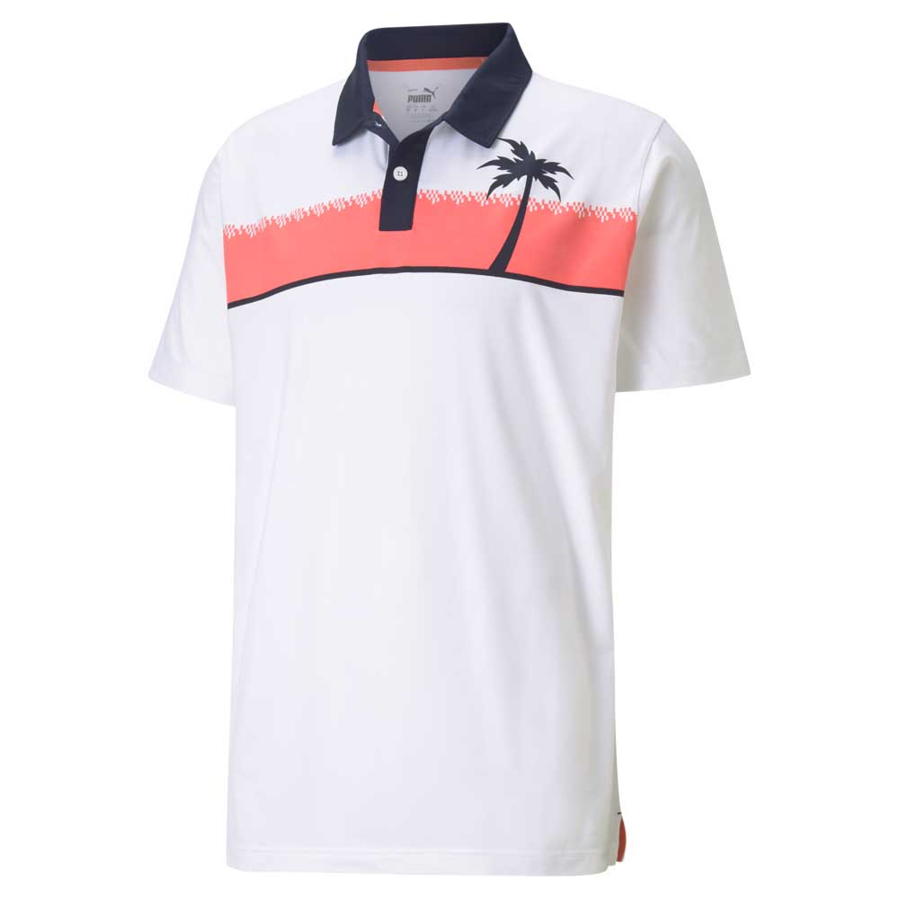 Puma Men's 2021 Cloudspun Hanna Polo