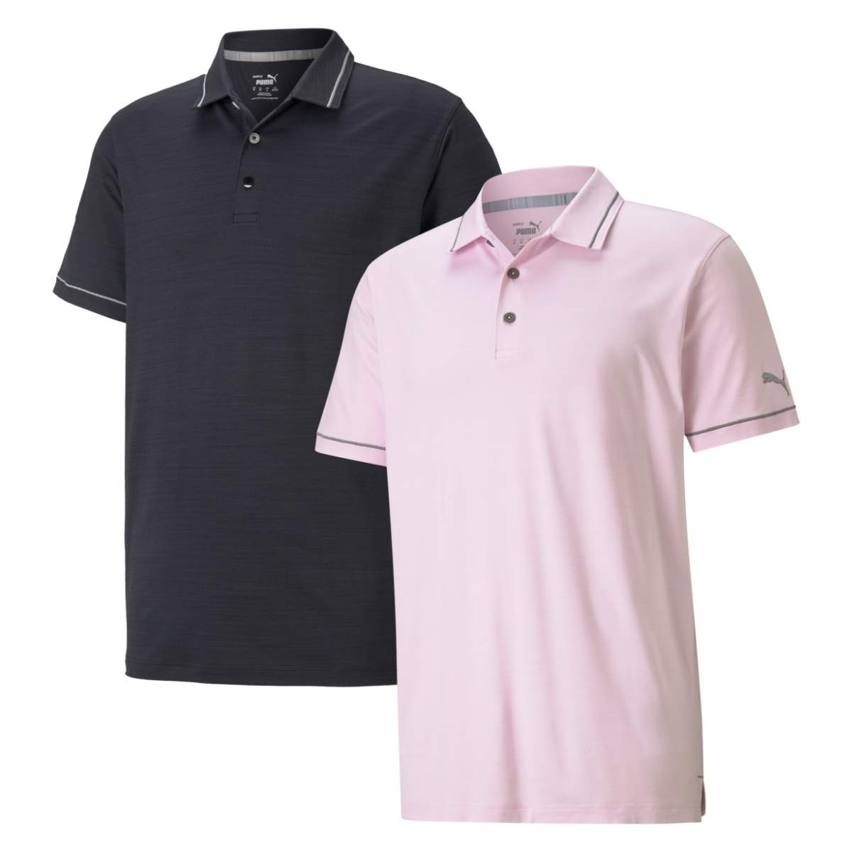 Puma Men's 2021 Cloudspun Monarch Polo