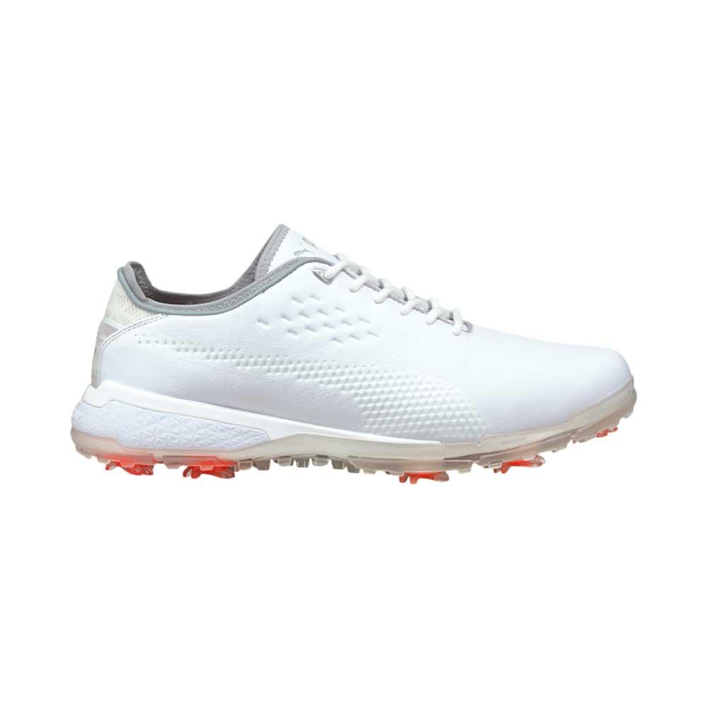 Puma Men's 2021 Ignite ProAdapt A White Golf Shoe