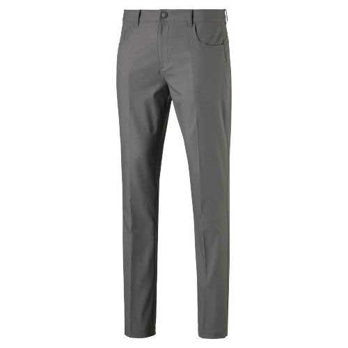Puma Men's 2021 Jackpot 5-Pocket Quiet Shade Pant