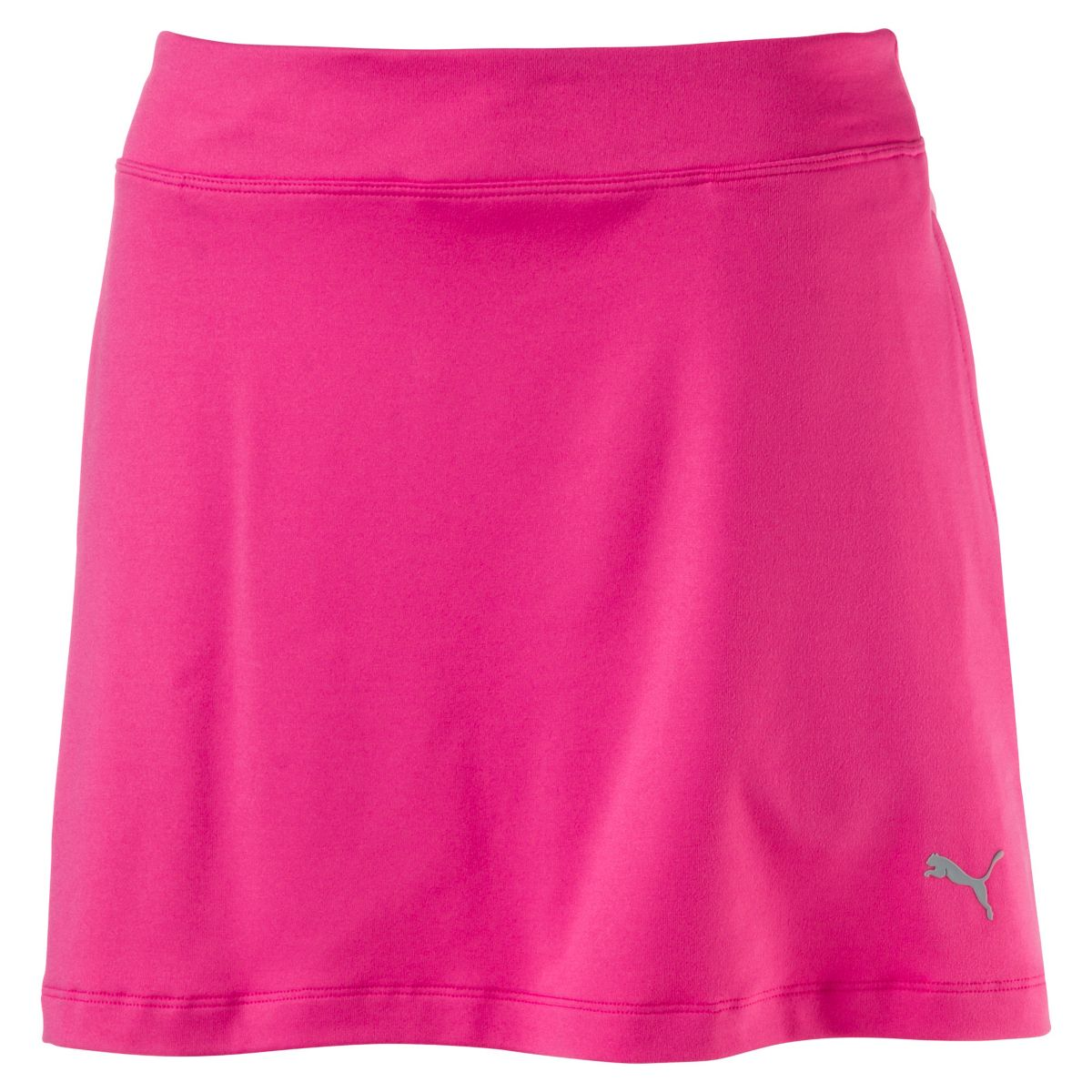 Puma Women's 2017 Solid Knit Golf Skort Pink
