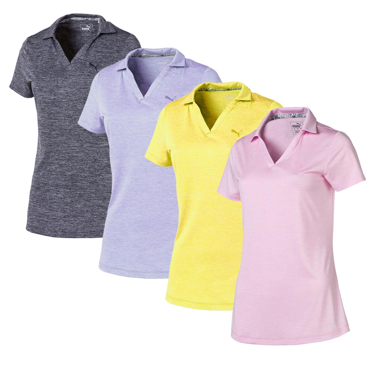 Puma Women's Super Soft Golf Polo