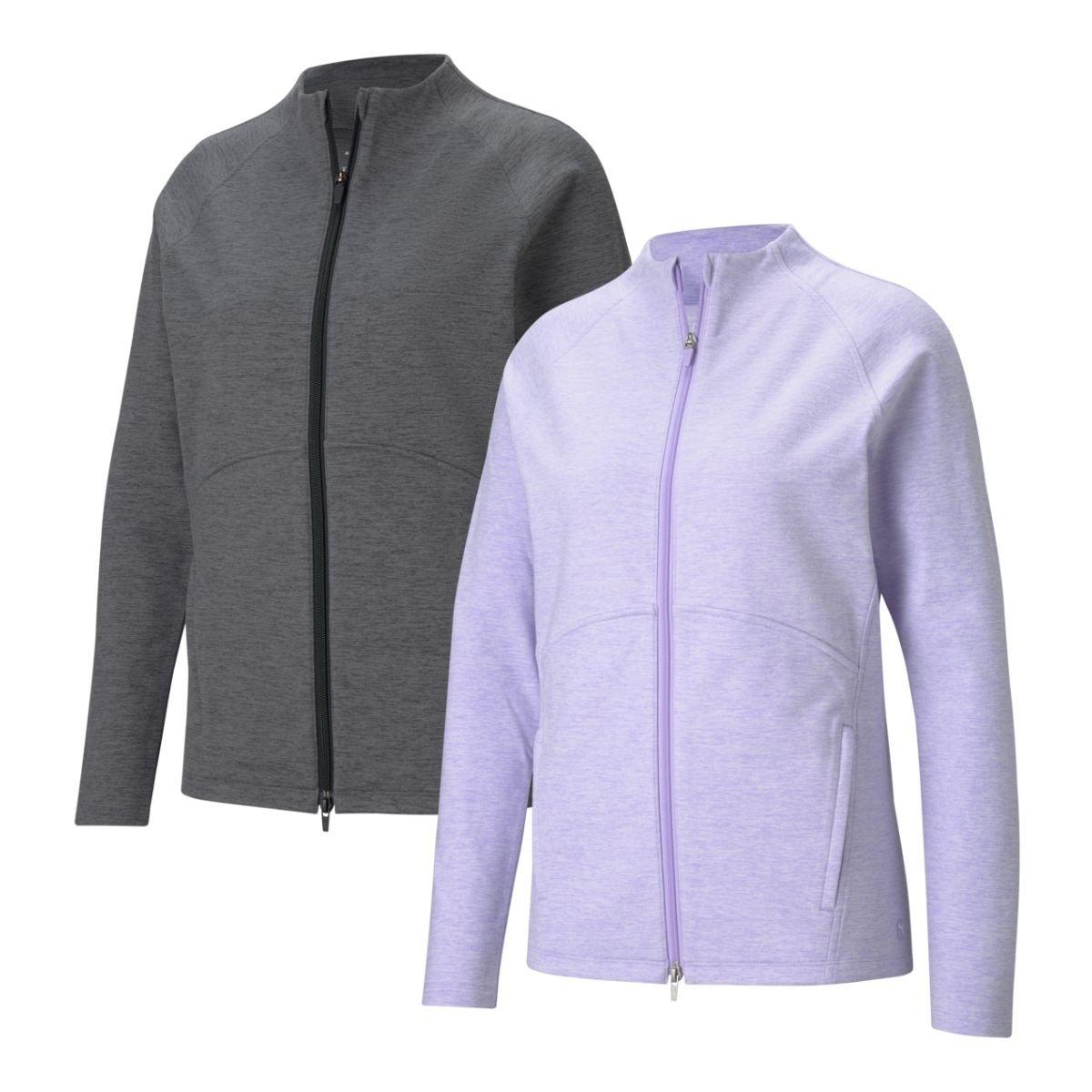 Puma Women's 2021 Cloudspun Full Zip Jacket