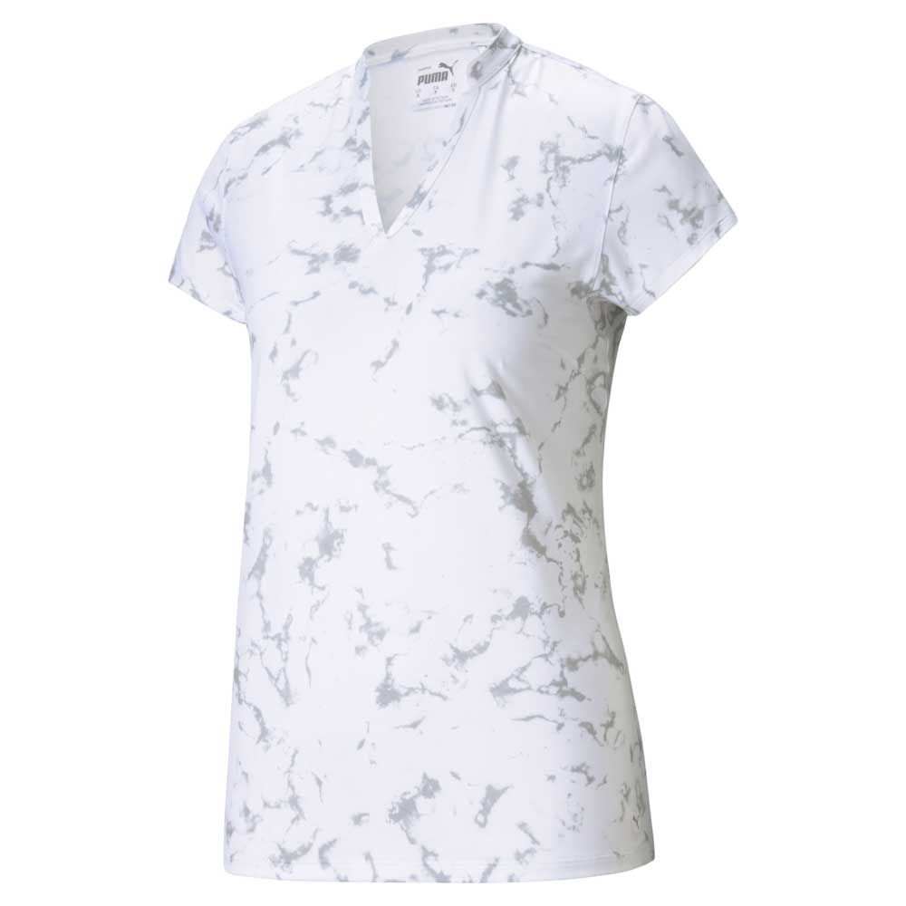 Puma Women's 2021 Cloudspun Marble Polo