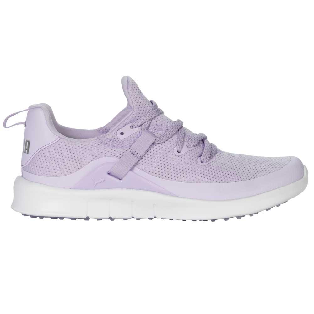 Puma Women's 2021 Laguna Fashion Sport  Lavender/Silver Golf Shoe