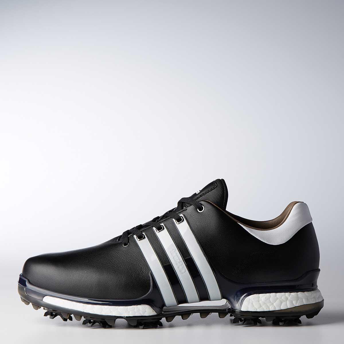 Adidas Tour360 Boost 2 Golf Shoe - Black/White