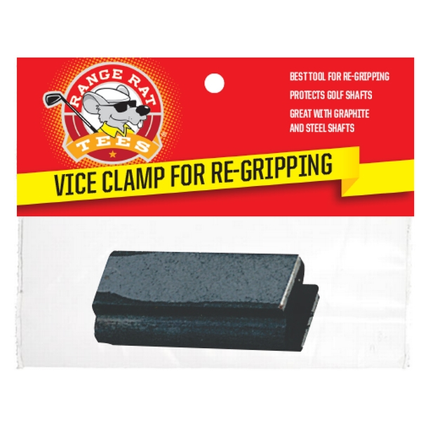 Rubber Vice Clamp for Re-Gripping
