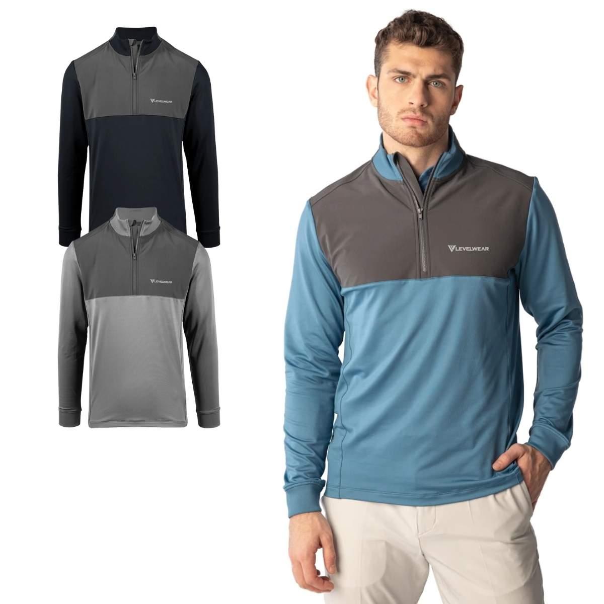 Levelwear Men's Rush Pullover