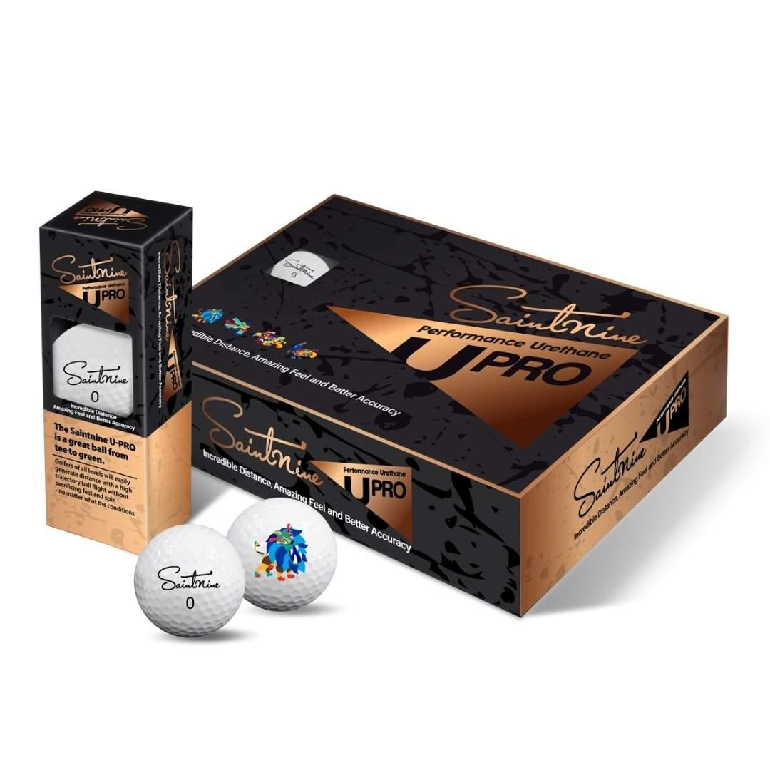 Saint Nine U-Pro Golf Balls