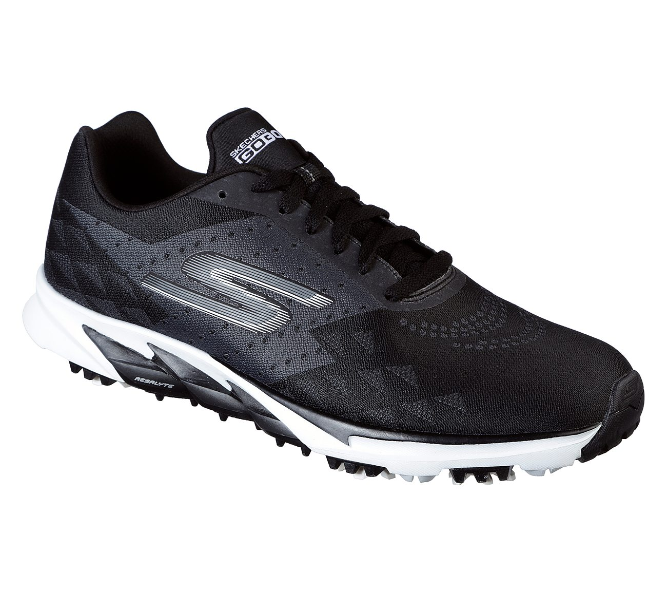 Skechers Blade 2 Golf Shoe - Black/White