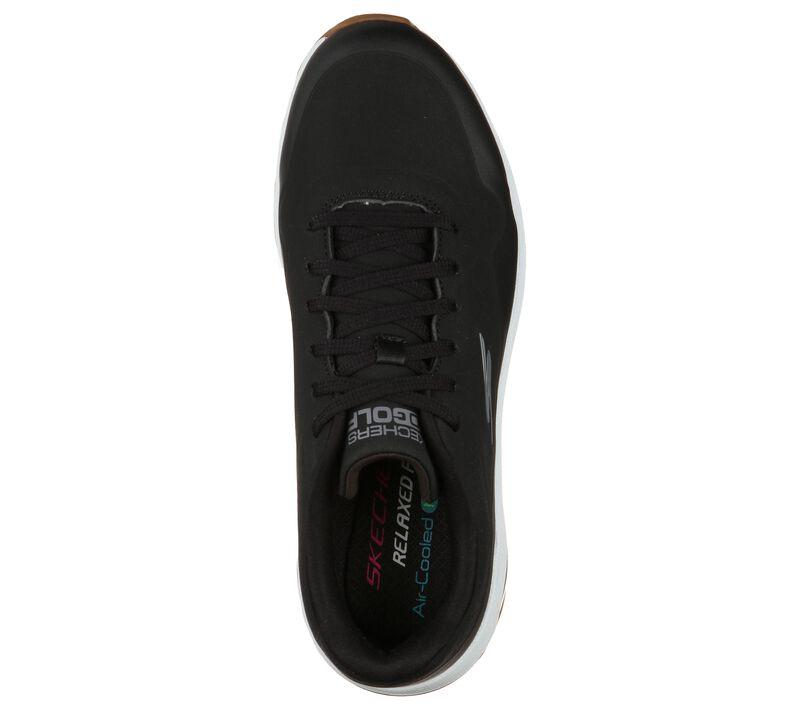 Skechers Women's Go Golf Skech-Air Dos Shoe - Black