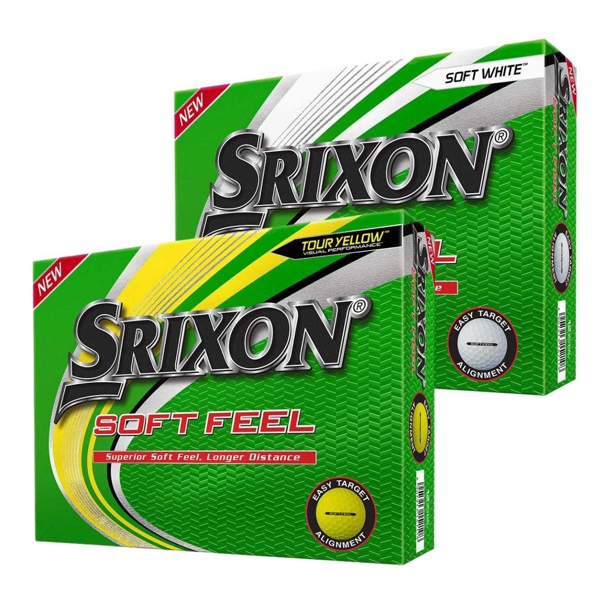 Srixon 2020 Soft Feel Golf Balls