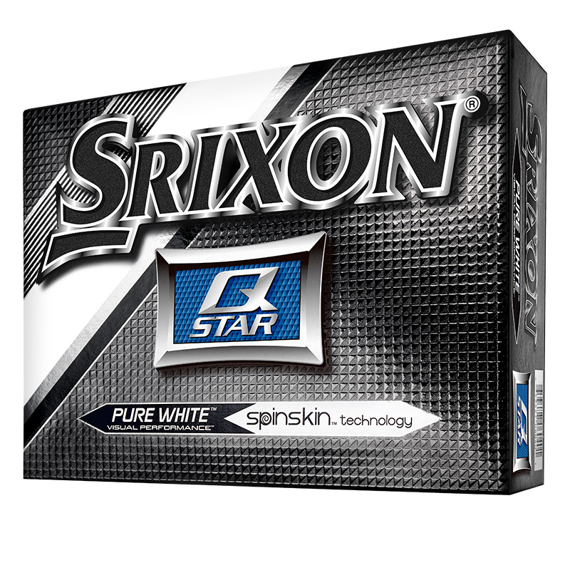 Srixon Q Star 3 Personalized Golf Balls