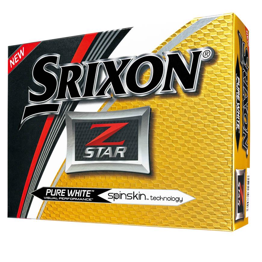 Srixon Z Star 5 Golf Balls - Dozen