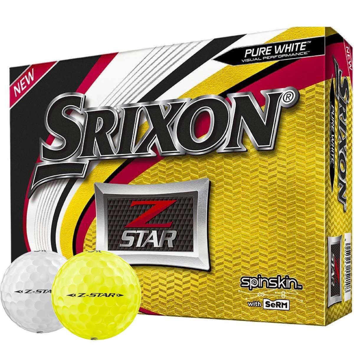 Srixon Z Star 6 Golf Balls