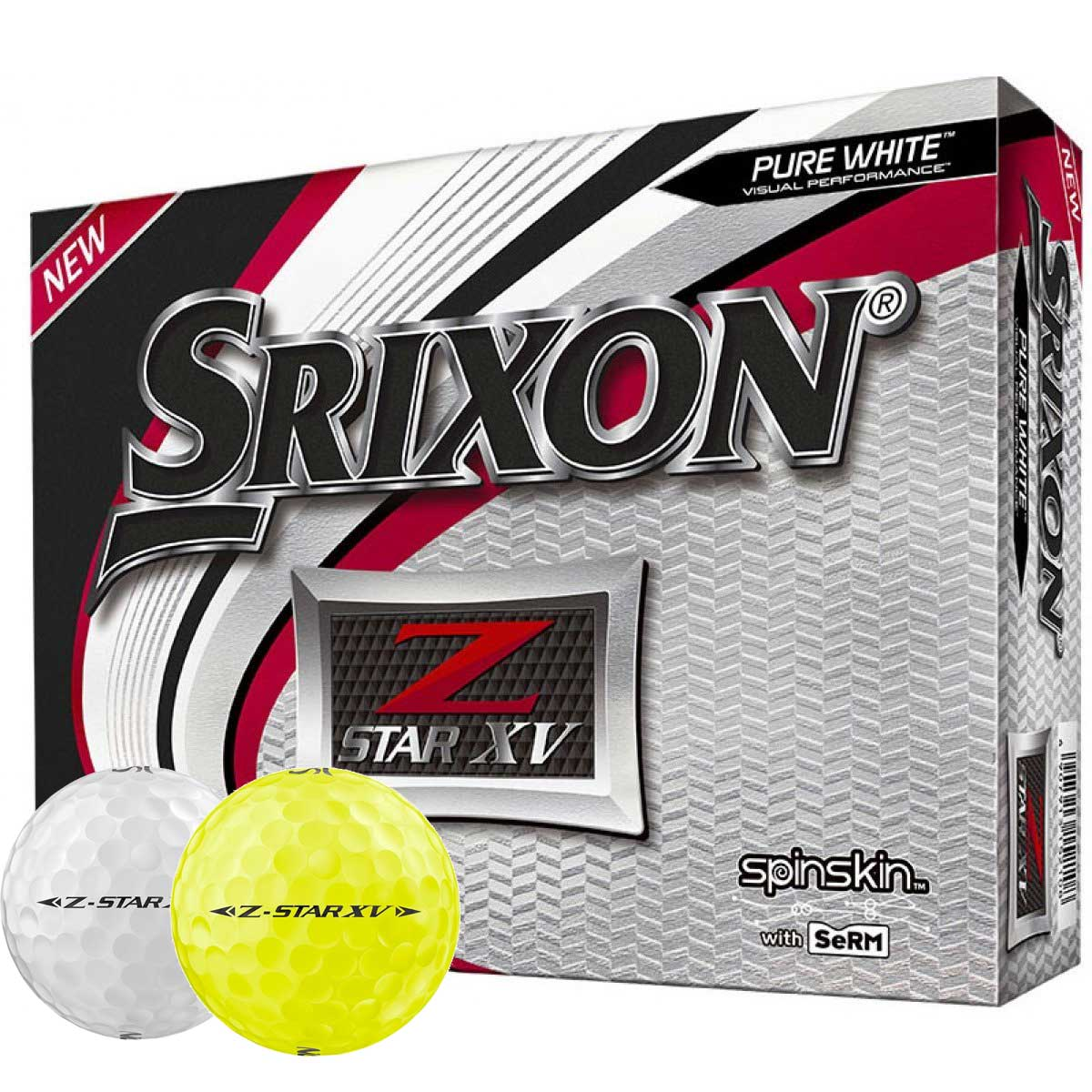 Srixon Z Star 6 XV Golf Balls