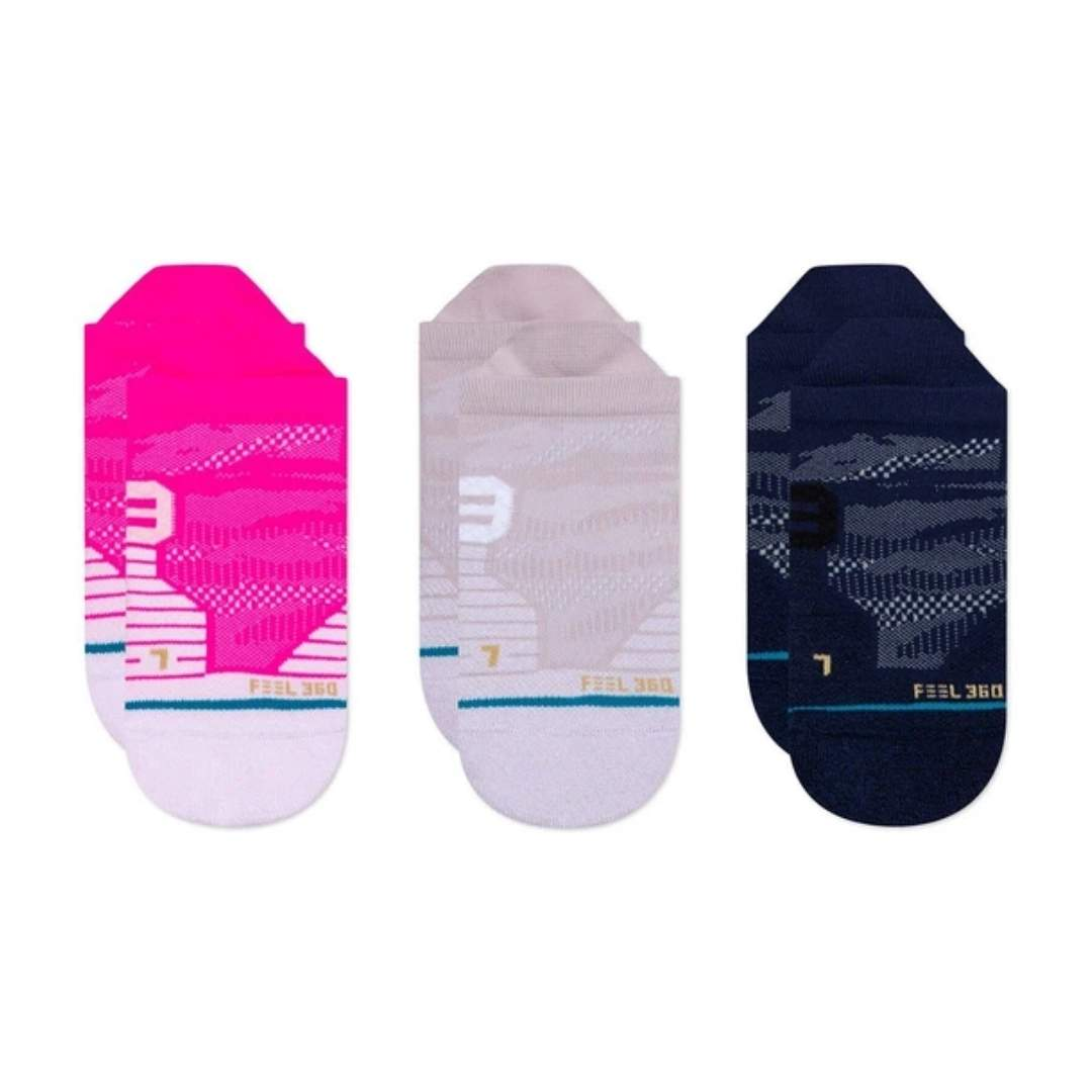 Stance Women's Athletic Watch Me 3-Pack Socks