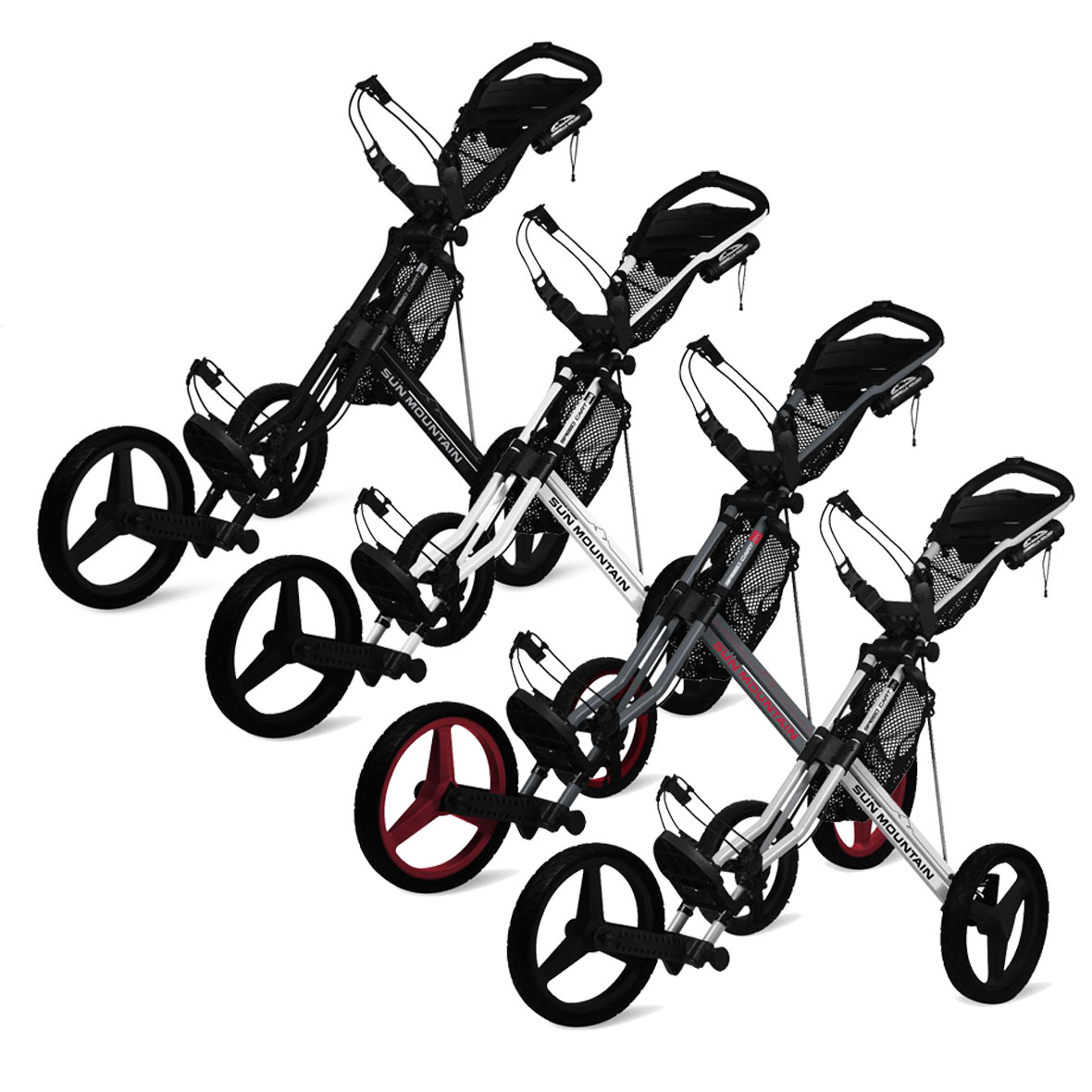 Sun Mountain 2019 Speed Cart GX