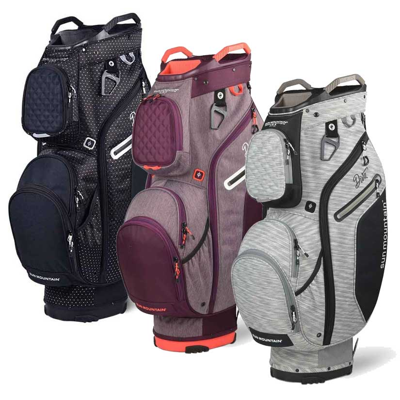 Sun Mountain 2020 Women's Diva Cart Bag