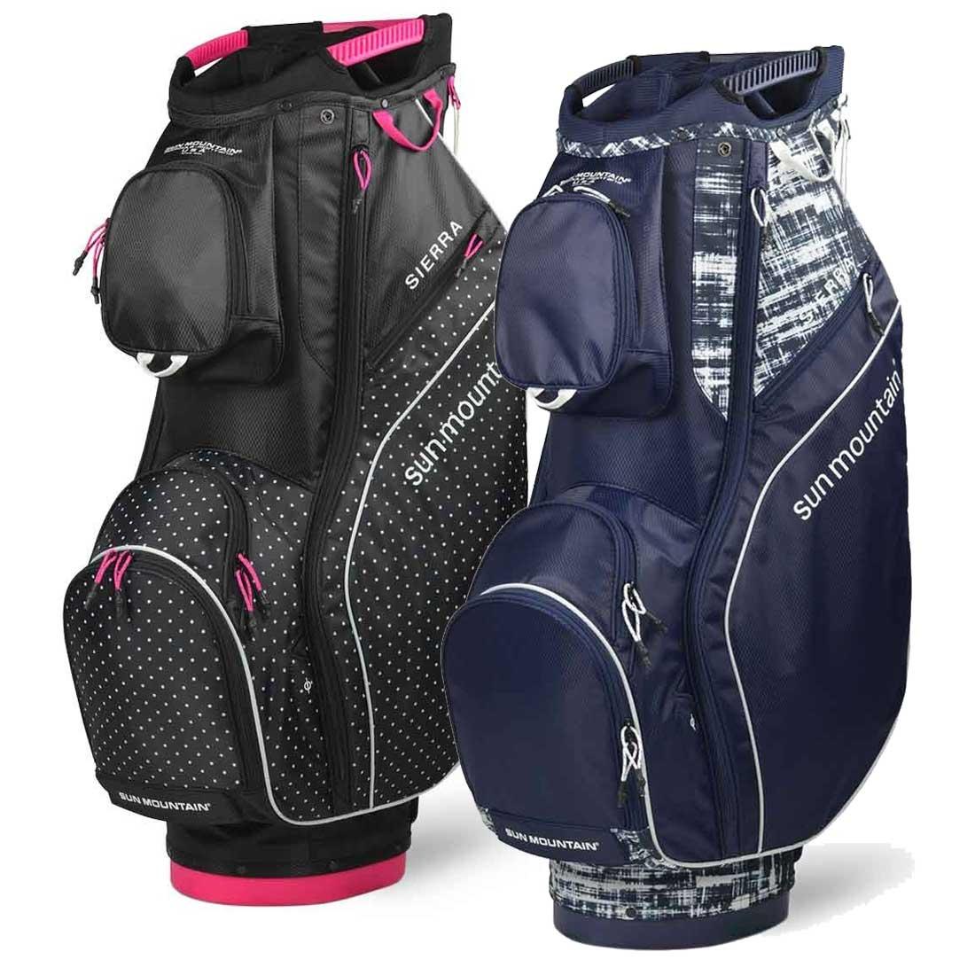 Sun Mountain 2020 Women's Sierra Cart Bag