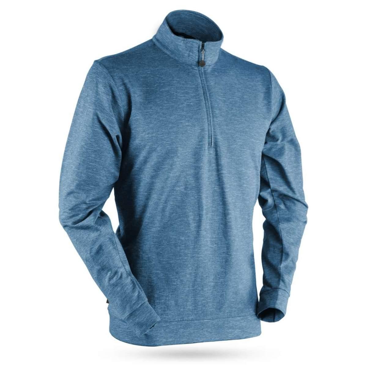 Sun Mountain 2021 Men's Bridger 1/4 Zip Pullover