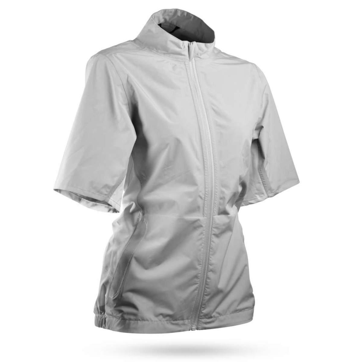 Sun Mountain 2021 Women's Monsoon SS Full Zip Jacket