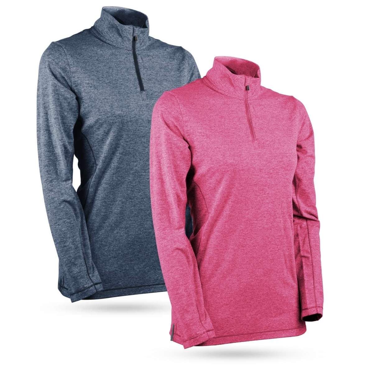 Sun Mountain 2021 Women's Second Layer Pullover