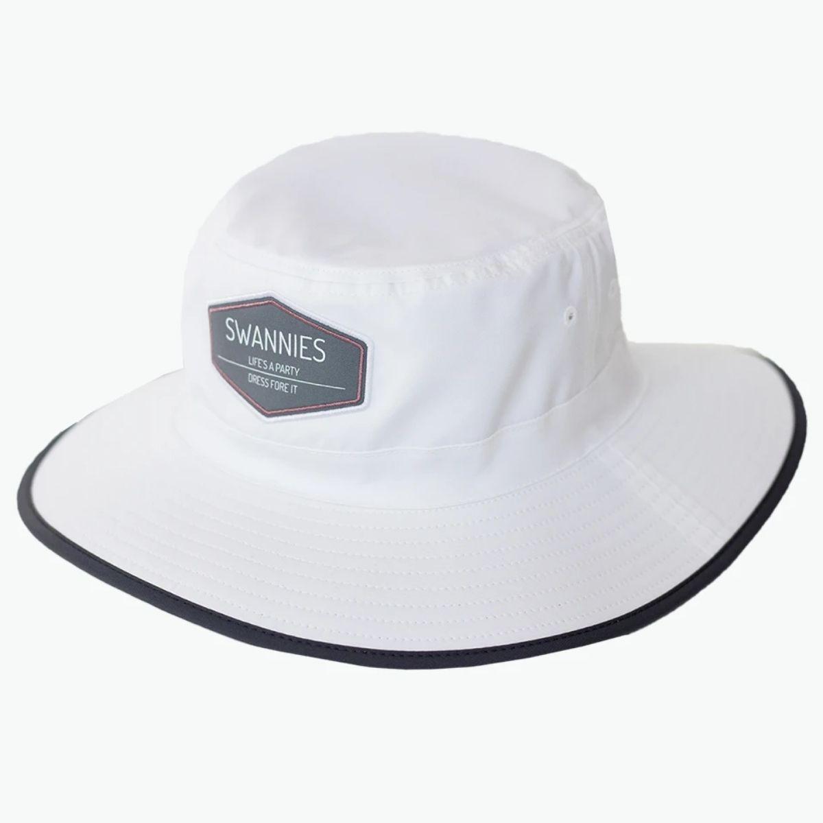 Swannies 2021 Bernie Bucket Hat