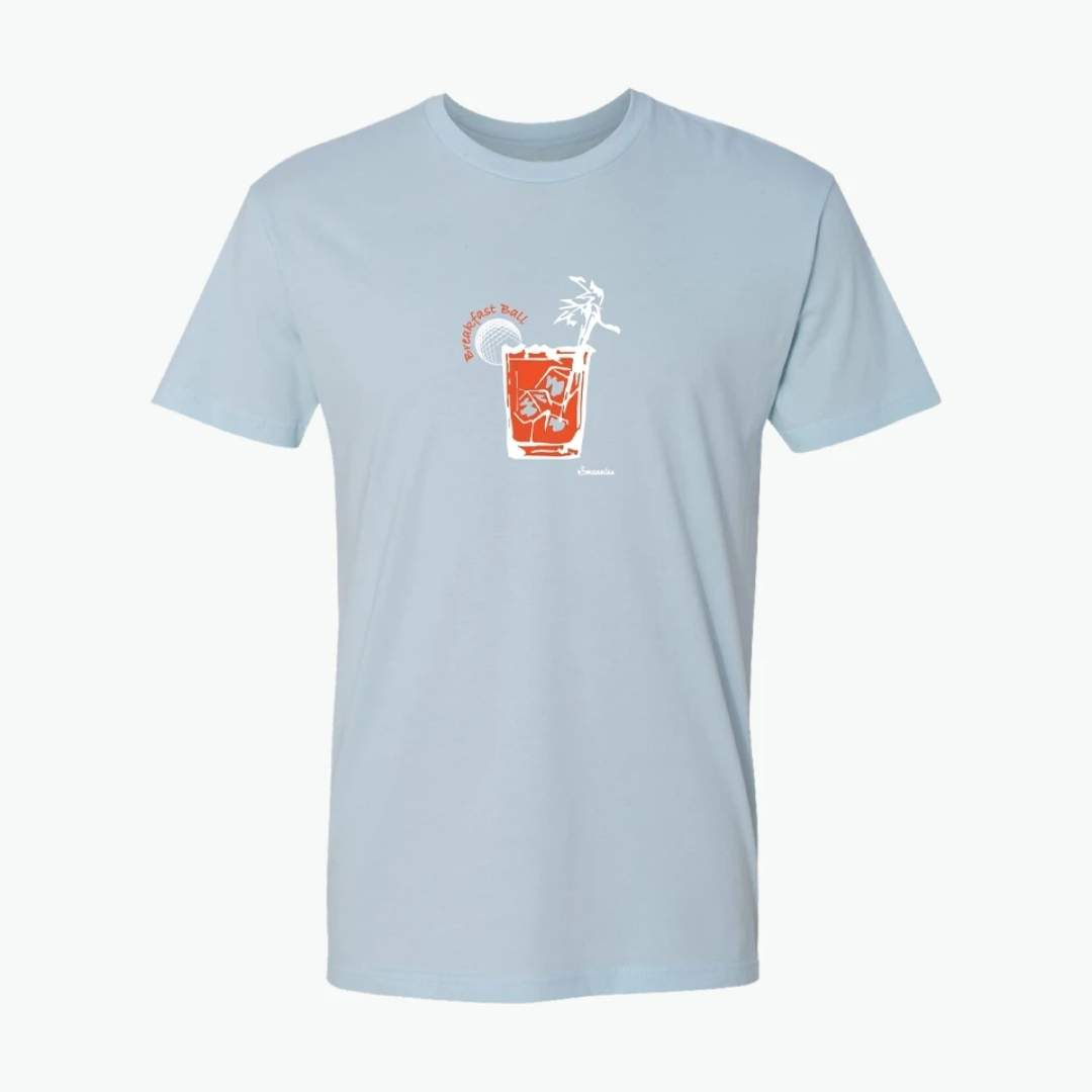 Swannies Breakfast Ball T-Shirt