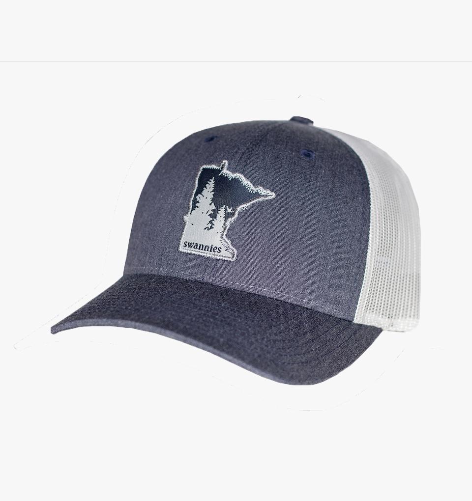 Swannies Minnesota Patch Cap