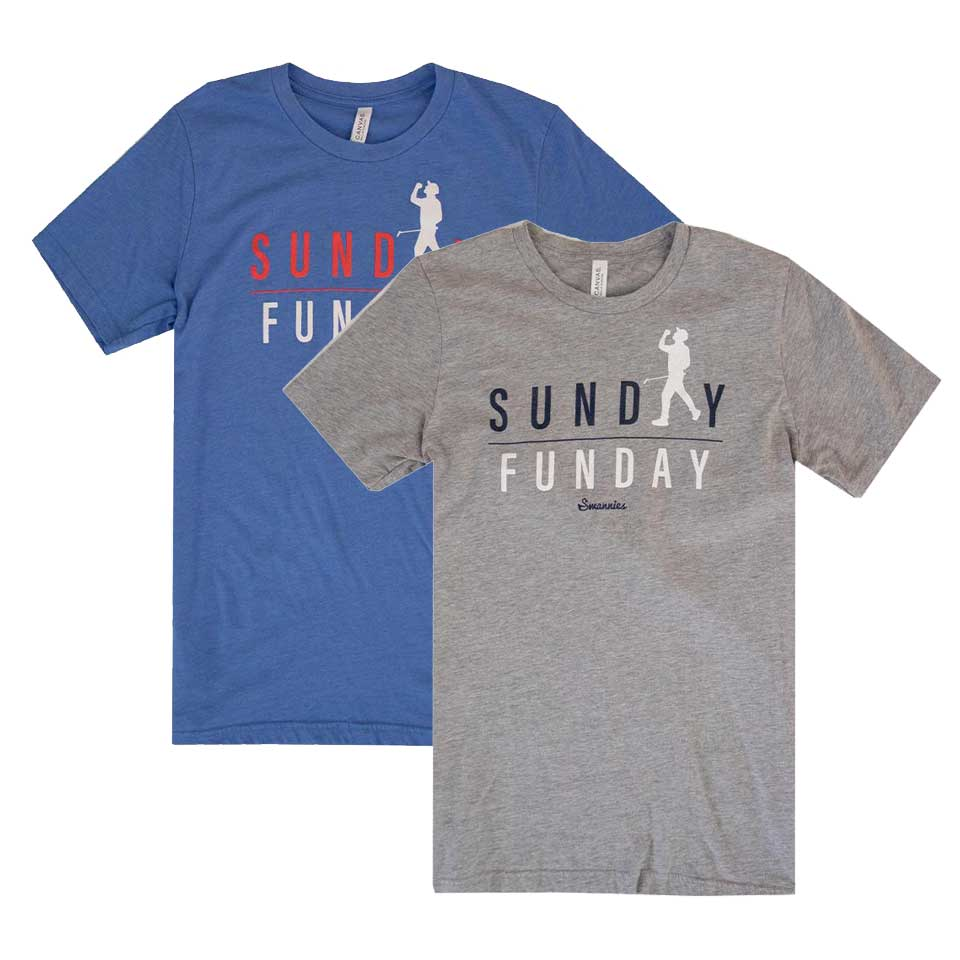 Swannies Sunday Funday T-Shirt