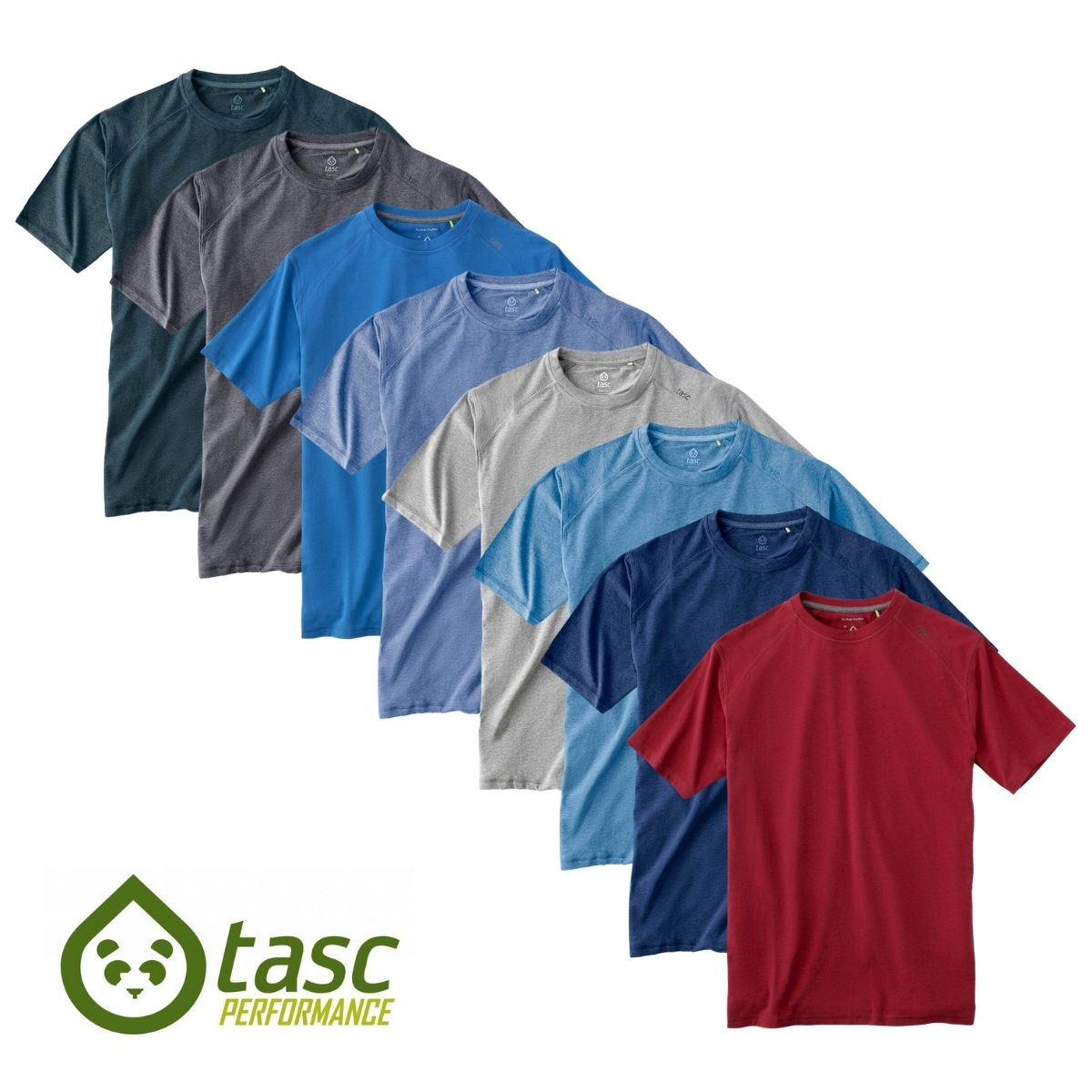 Tasc Men's 2021 Carrollton T-Shirt