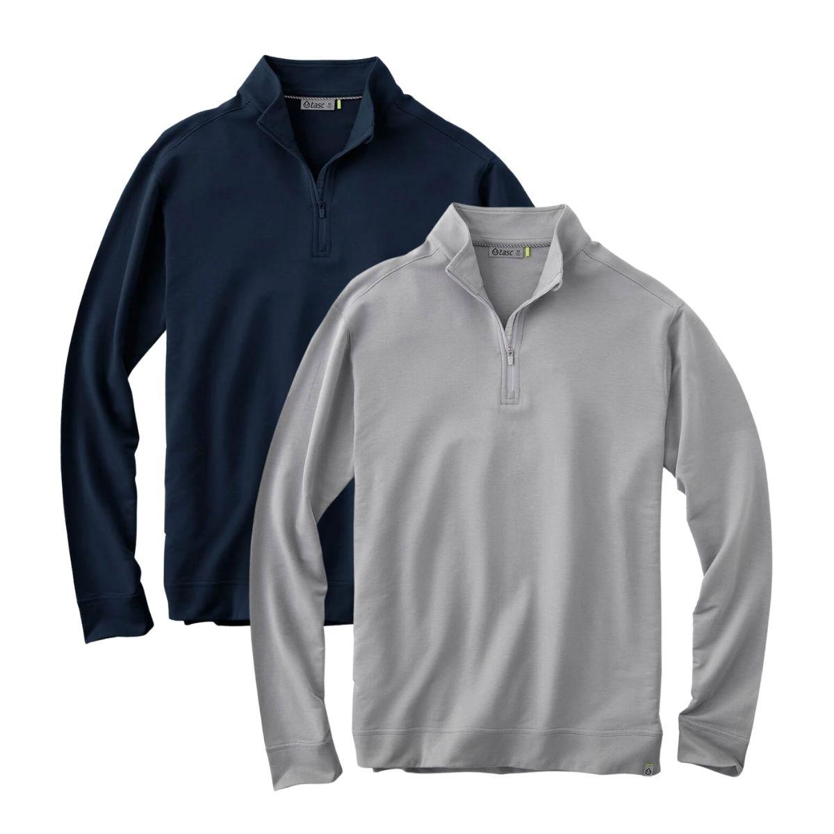 Tasc Men's 2021 Cloud Golf 1/4 Zip Pullover