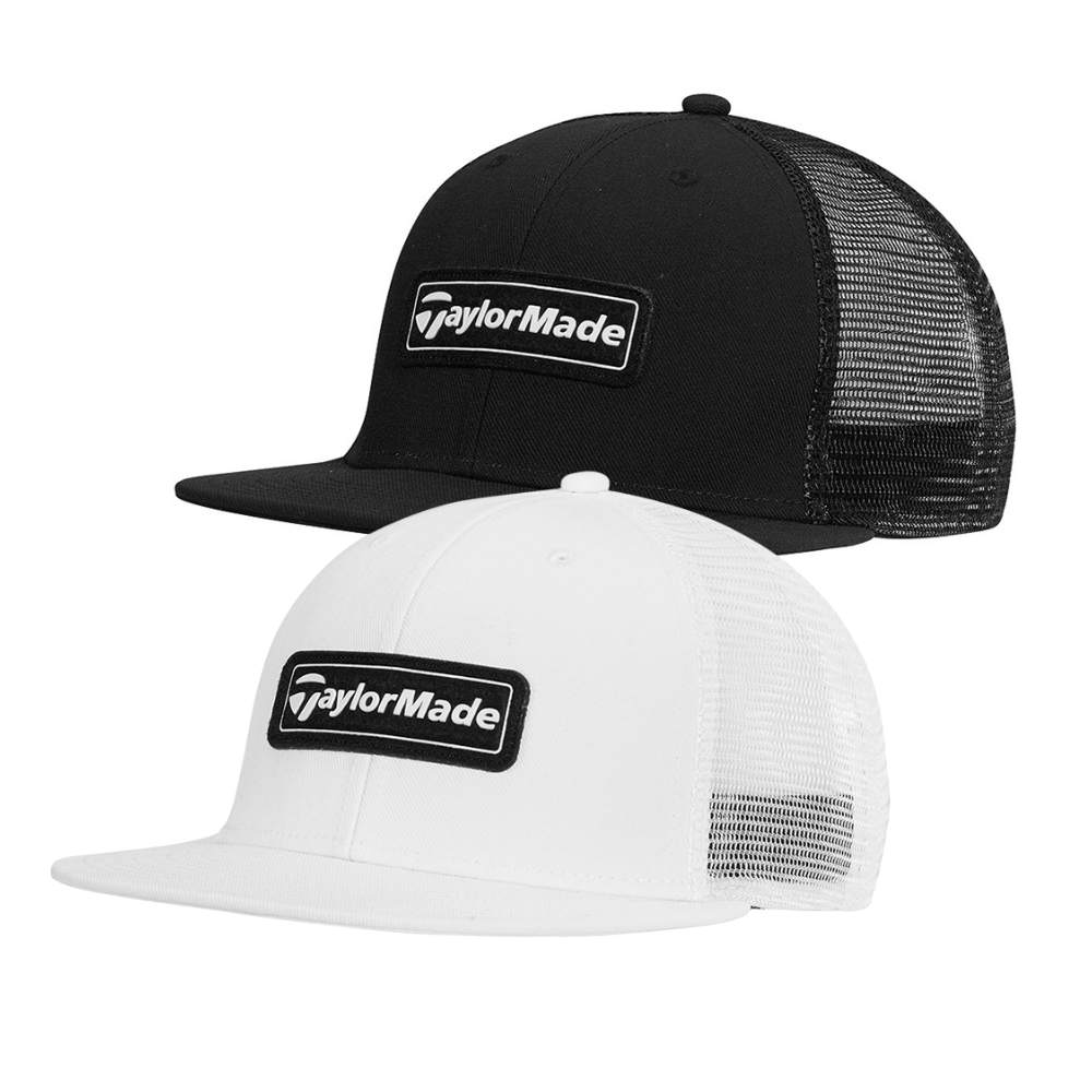 TaylorMade 2020 Lifestyle Trucker Flatbill Hat