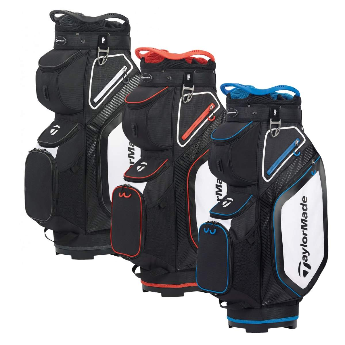 TaylorMade 2020 Men's 8.0 Cart Bag