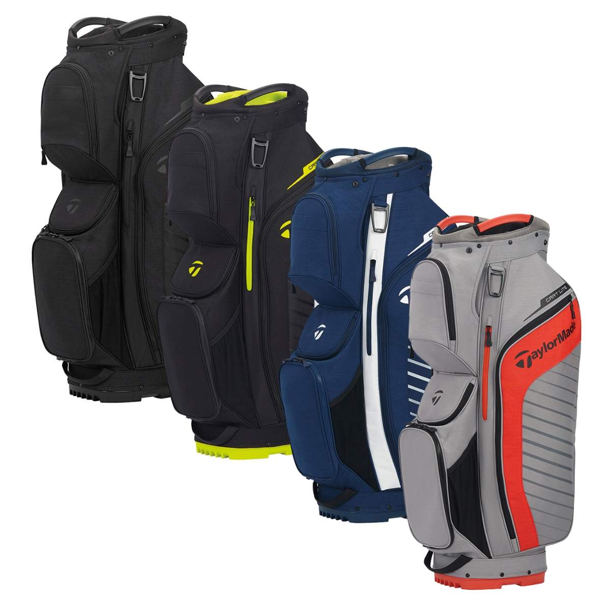 TaylorMade 2020 Men's Cart Lite Bag