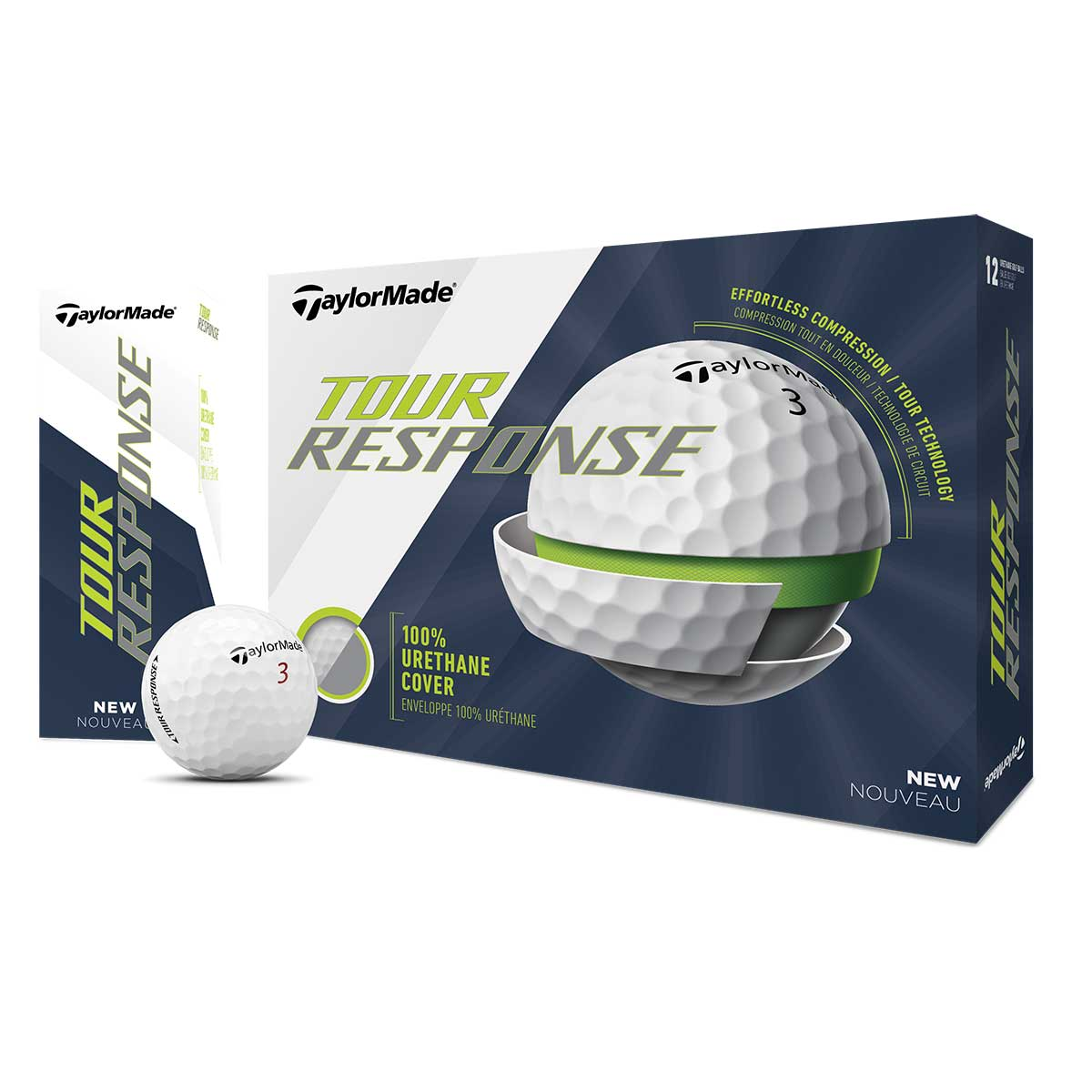 TaylorMade 2020 Tour Response Golf Ball