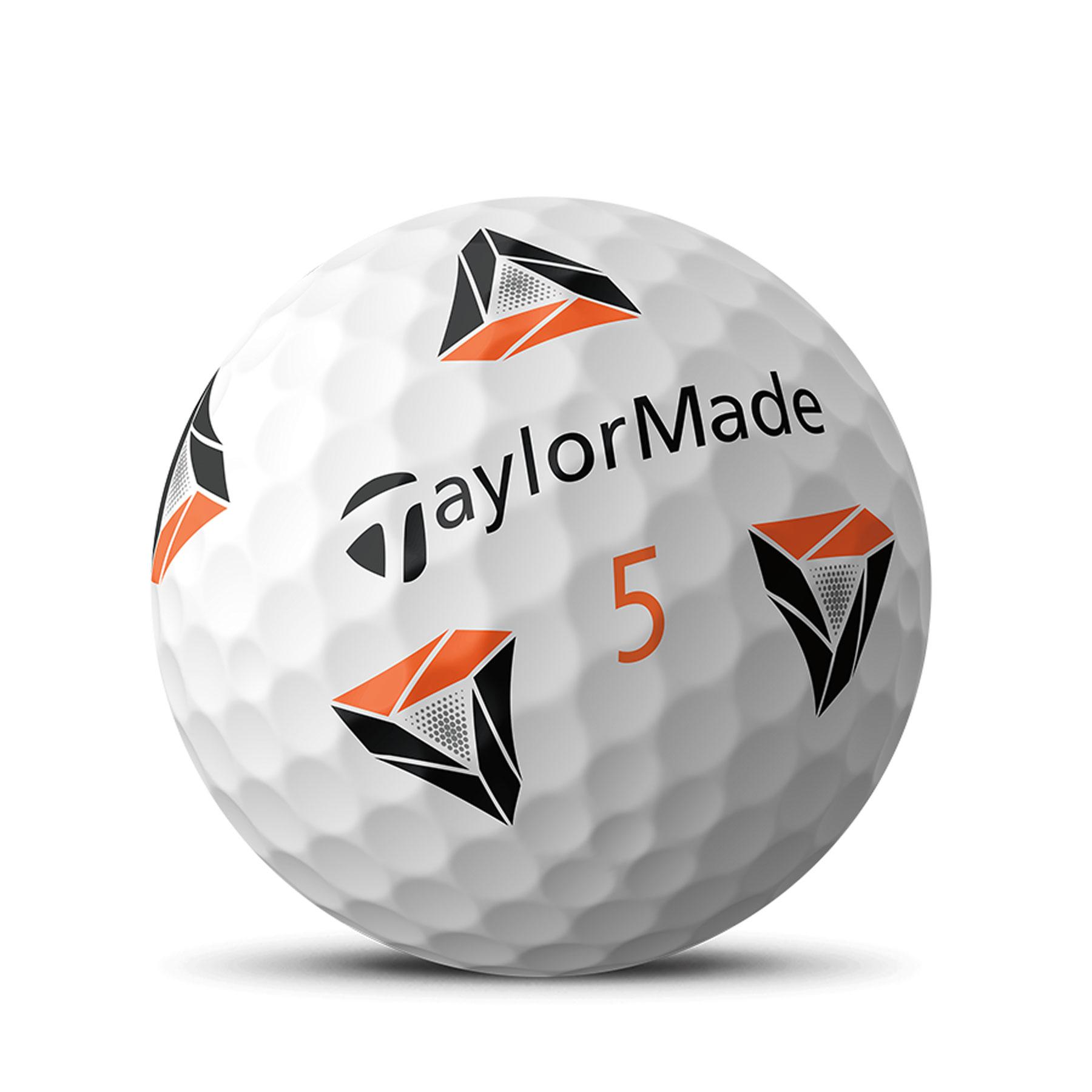 TaylorMade 2020 TP5x PIX Golf Balls