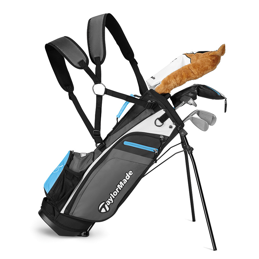TaylorMade RORY 4+ Blue Kids Golf Set