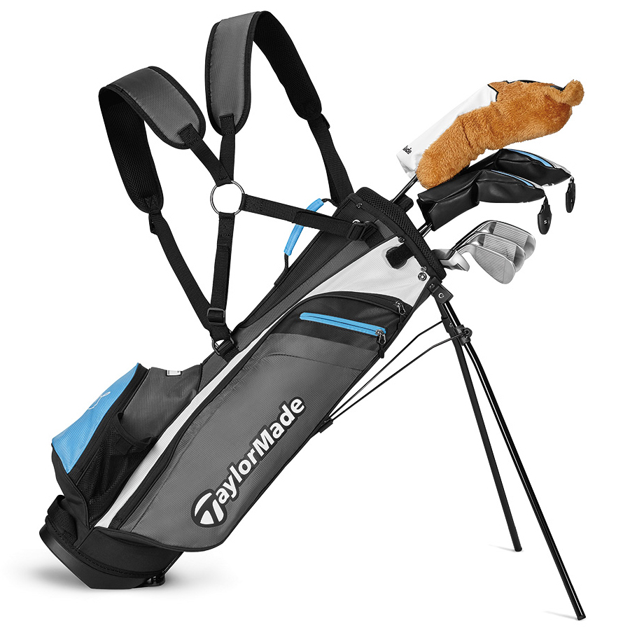 TaylorMade RORY 8+ Blue Kids Golf Set