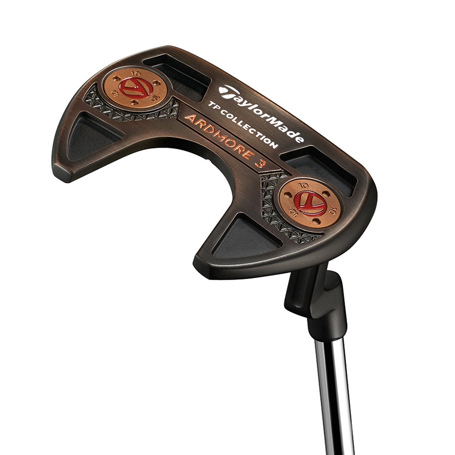 TaylorMade TP Black Copper Putters