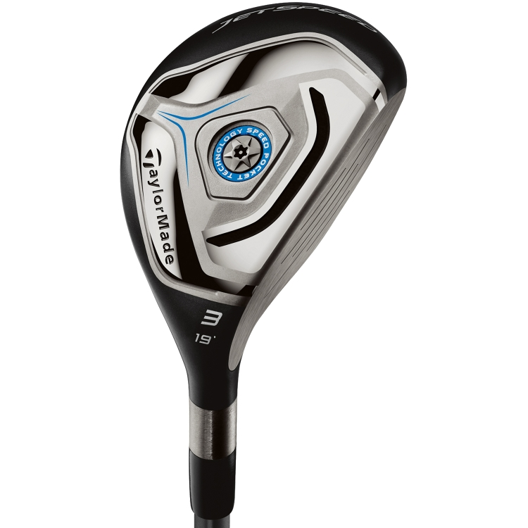 TaylorMade Women's Jetspeed Rescue Hybrid
